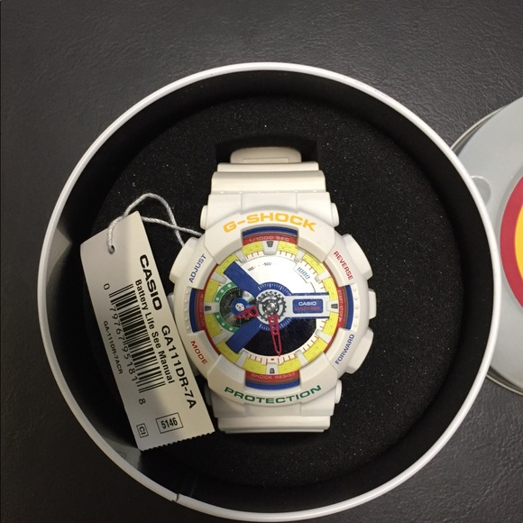 fcc04fb05aa7 G-Shock Accessories   Limited Editionrare Dee And Ricky Gshock Watch ...